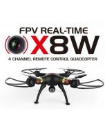 Syma FPV real time wifi drone  - X8W