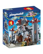 Playmobil Black Baron´s take along castle 6697