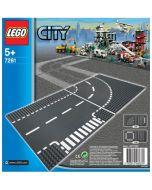 LEGO City 7281 T-kryss og sving