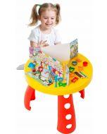 Play-Doh aktivitetsbord - 40 deler inkludert