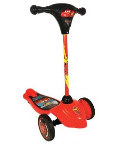 Kiddieland Disney Cars Lightning McQueen scooter