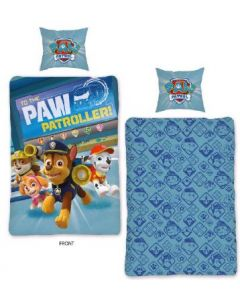 Paw Patrol sengesett - 140x200
