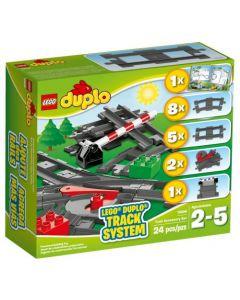 LEGO DUPLO 10506 Tog-tilbehørssett
