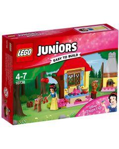 LEGO Juniors 10738 Snøhvits skogshytte
