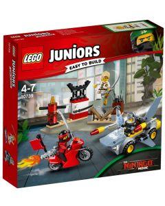 LEGO Juniors 10739 Haiangrep