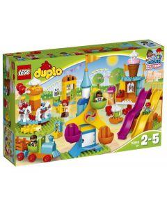 LEGO DUPLO Town Stor fornøyelsespark 10840