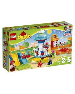 LEGO DUPLO Town Familietivoli 10841