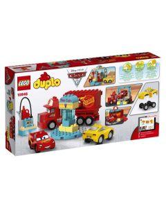 LEGO DUPLO Cars TM Fionas kafé 10846