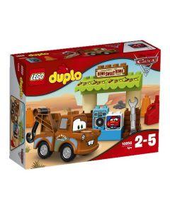 LEGO DUPLO Cars TM Bills skjul 10856