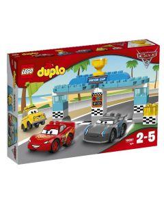 LEGO DUPLO Cars TM Stempelcup-løpet 10857
