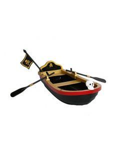 Kaptein Sabeltann lettbåt - 21 cm