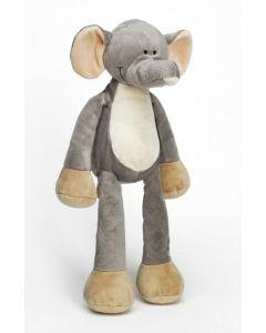 Teddykompaniet Diinglisar Wild bamse 34 cm - elefant