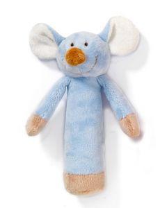 Teddykompaniet Diinglisar rangle 15 cm - mus