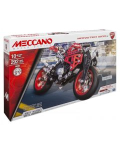 Meccano Ducati motor