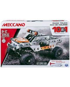 Meccano 10 Model set - Race truck