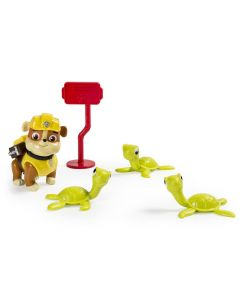 Paw Patrol Action pack - Rubble & Sea Turtles Rescue set