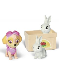 Paw Patrol Action pack - Skye & Bunnies Rescue set