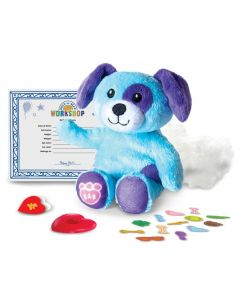 Build A Bear 19 cm skin - spotted pup