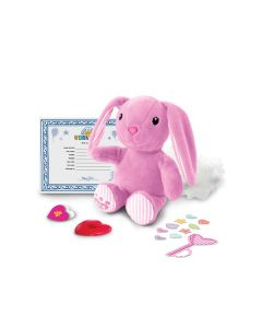 Build A Bear 19 cm skin - lil' pink bunny