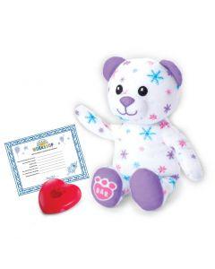 Build A Bear 19 cm skin - snowflake bear