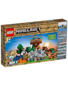 LEGO Minecraft 21135 Konstruksjonsboks 2.0