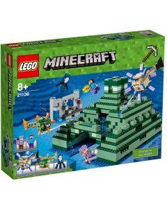 LEGO Minecraft 21136 Havmonumentet