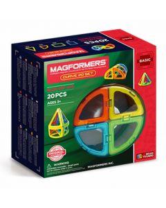Magformers Curve 20 set