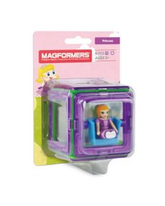 Magformers Figure Plus Princess Set