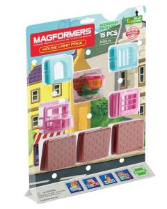 Magformers House Lamp Pack