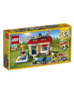 LEGO Creator Modulbasert bassengferie 31067