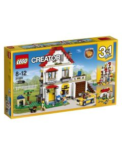 LEGO Creator Modulbasert familiehus 31069