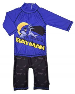 Swimpy UV-drakt Batman - str 98-104
