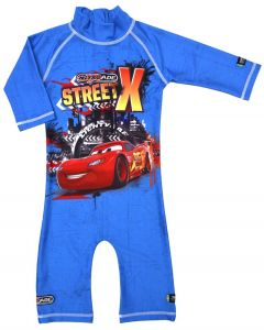 Swimpy UV-drakt Cars - str 98-104