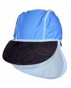 Swimpy UV-hatt blue ocean - str 86-92