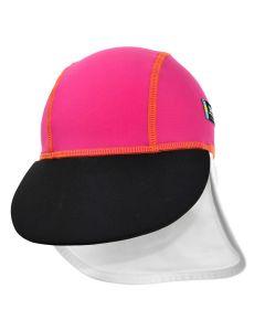 Swimpy UV-hatt Monster rosa - str 86-92
