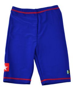 Swimpy UV-shorts Sealife blå - str 98-104