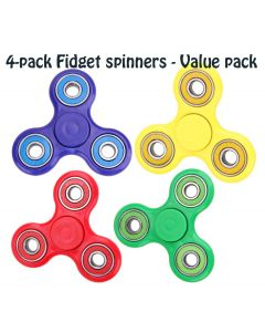 4-pack Fidget spinner