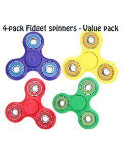 4-pack Fidget spinner