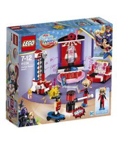 LEGO DC Super Hero Girls Harley Quinns hybel 41236