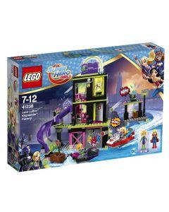 LEGO DC Super Hero Girls Lena Luthor og Kryptomite-fabrikken 41238