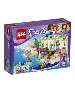 LEGO Friends Heartlakes surfebutikk 41315