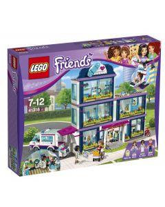 LEGO Friends Sykehuset i Heartlake 41318