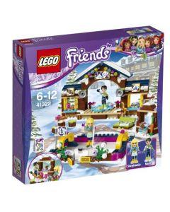 LEGO Friends Vintersportstedets skøytebane 41322