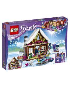 LEGO Friends Vintersportstedets luksushytte 41323