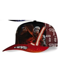 Star Wars cap - roed