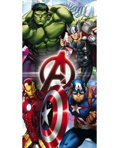 Avengers håndkle - 70 x 140 cm