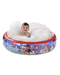 Paw Patrol basseng med bobler og pumpe