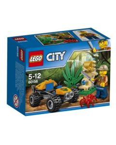 LEGO City Jungle Explorers Jungelbuggy 60156