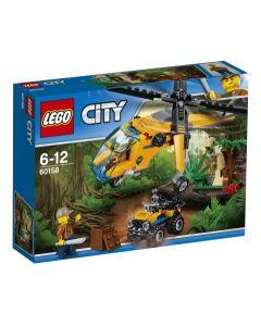 LEGO City Jungle Explorers Jungelsett – lastehelikopter 60158