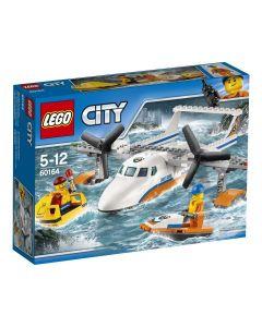 LEGO City Coast Guard Sjøflyredning 60164